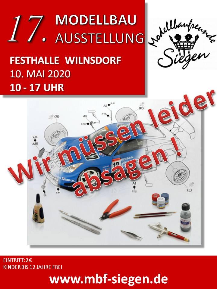 17. Modellbauausstellung Modellbaufreunde Siegen