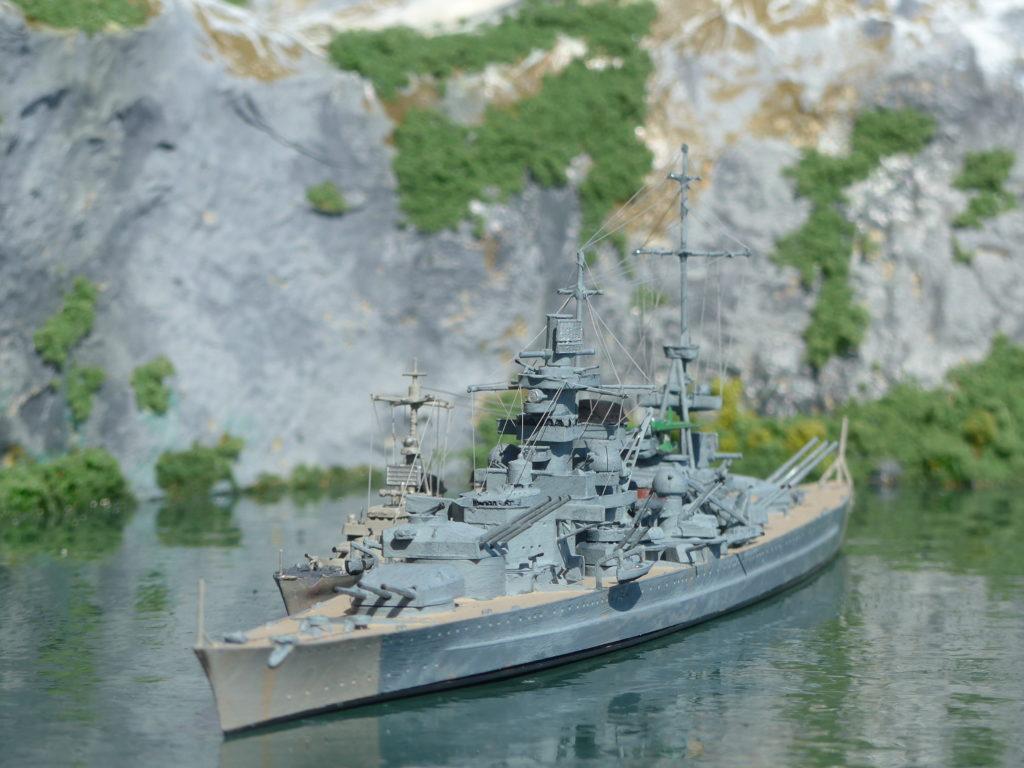 Scharnhorst u. Z 26 / 1:700