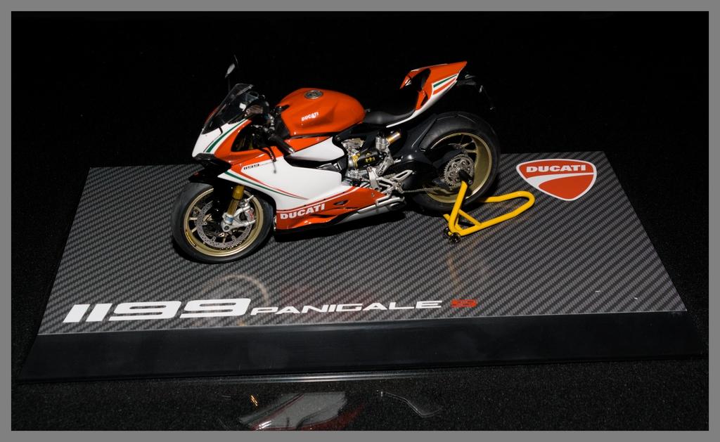"Roland Hauptmann ""Kleber"" / Ducati"