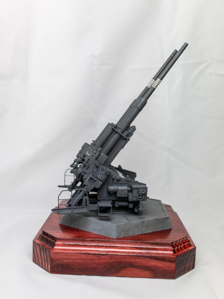"""MBG Martin Fuchs """"Zagrato"""" / Flak 12,8"""