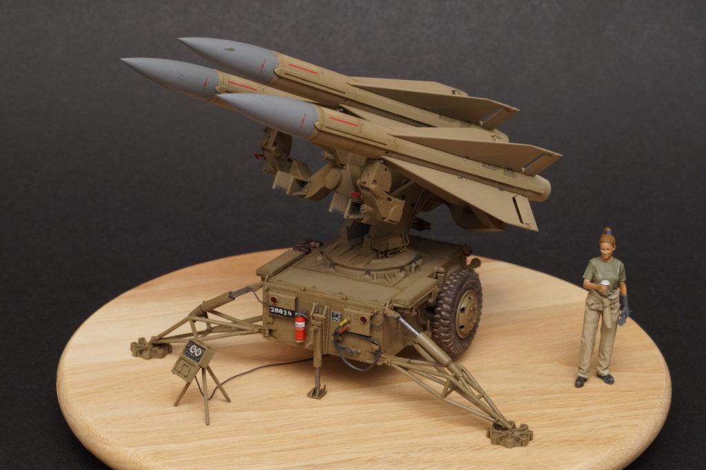 """MBG Roy Schnitzler """"afv-fan65"""" / IDF Flugabwehrsystem HAWK / 1:35"""