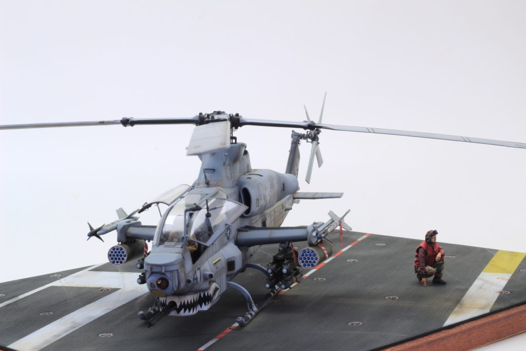 "Rudi Meir / AH-1Z ""ZULU"" Viper / Iwakuni Japan April 2018"