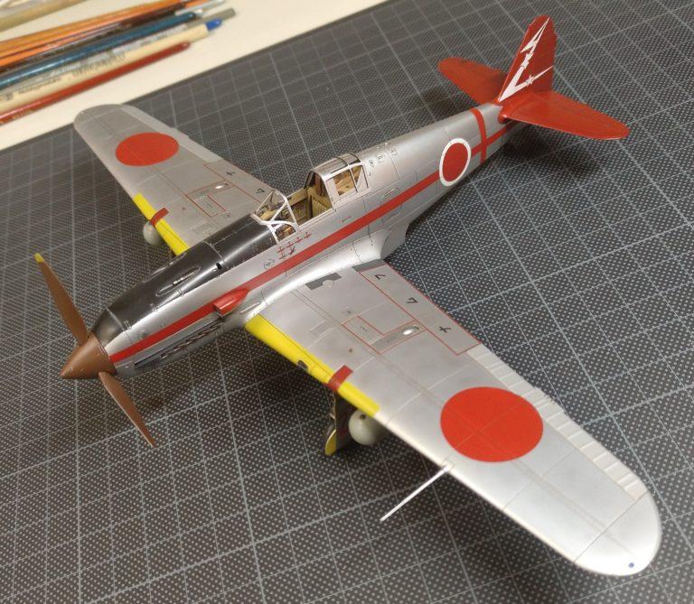 Ki-61_1; Tamiya; 1_48