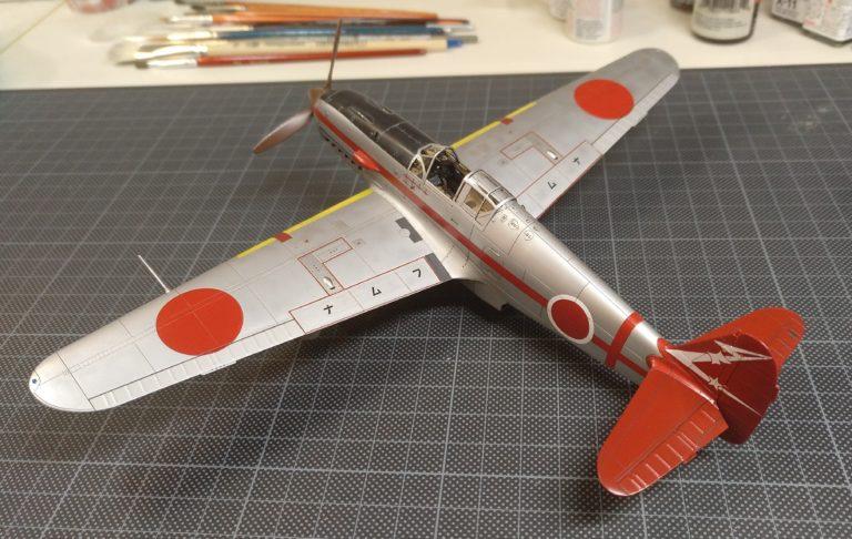 Ki-61_2; Tamiya; 1_48