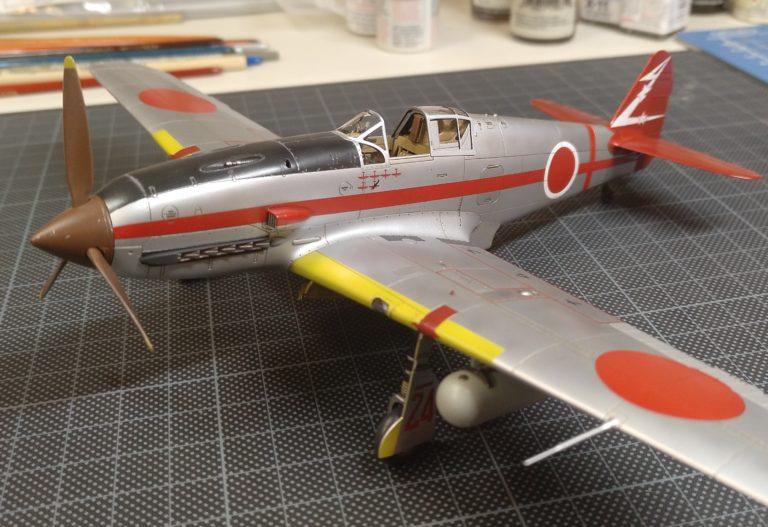 Ki-61_3; Tamiya; 1_48