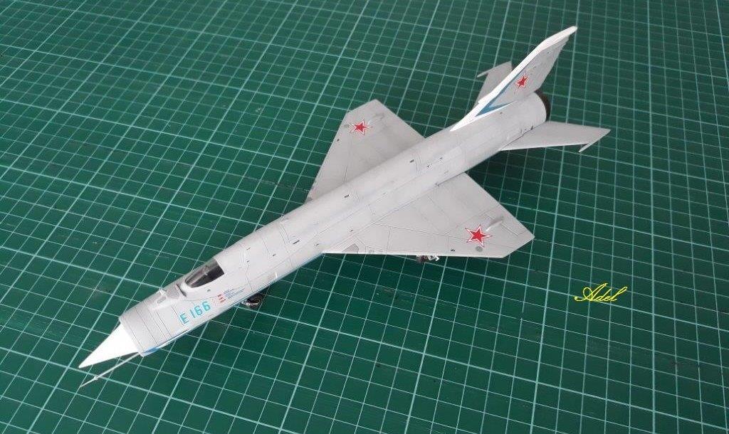 Adel Makhlouf / MiG E-166 / 1:72
