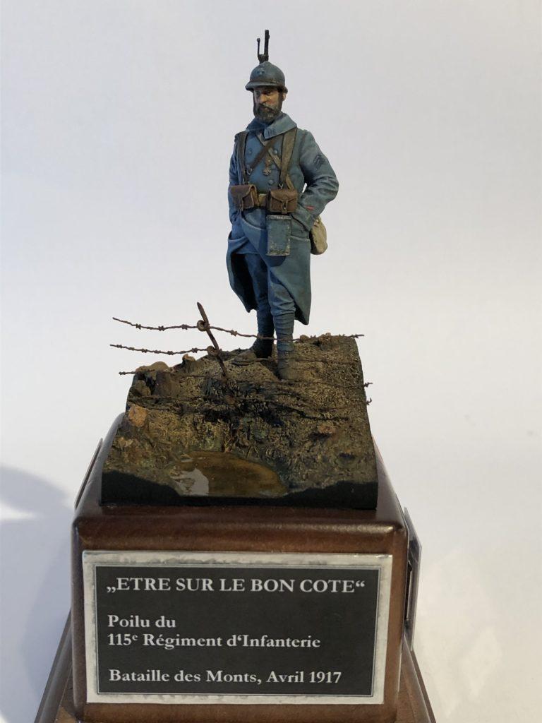 """Nils Hayn / Figur / """"Etre Sur Le Bon Cote"""""""