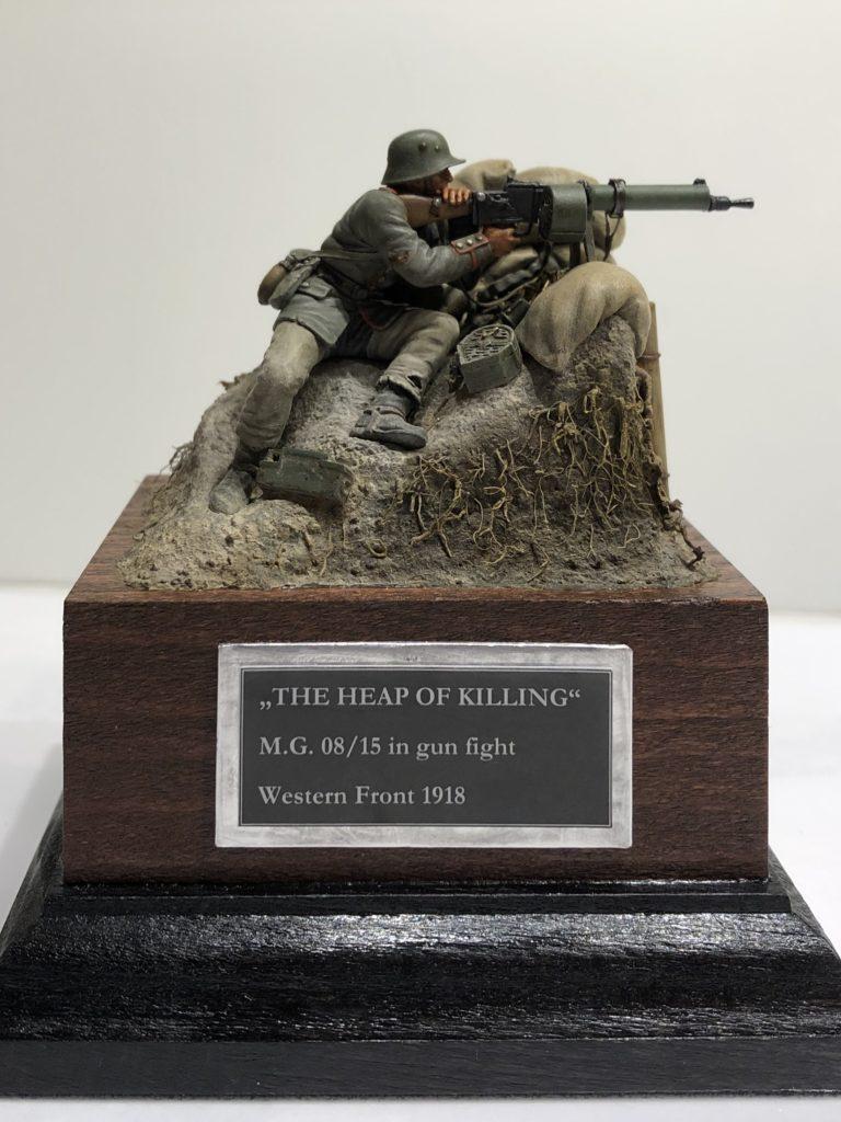 "Nils Hayn / Figur / ""The Heap of Killing"""