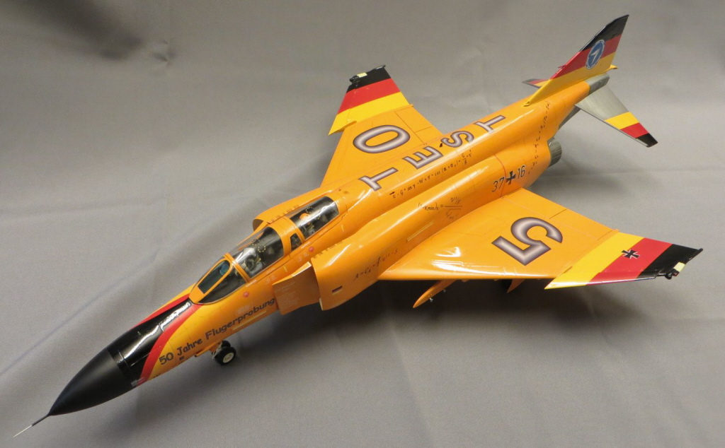 MBSTHH Torben Weckeck / F-4F Phantom / Revell / 1:32