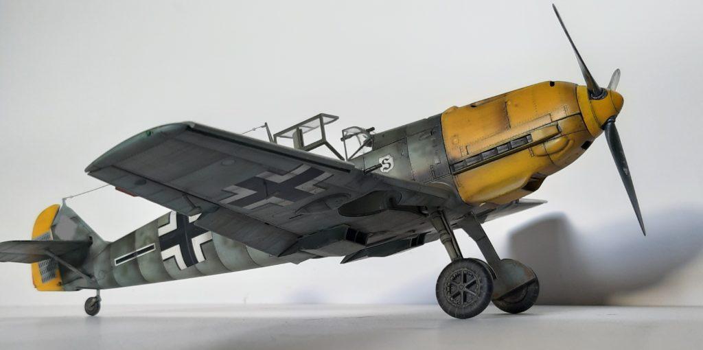 Dirk Wendland MBF Siegen / Me 109 1