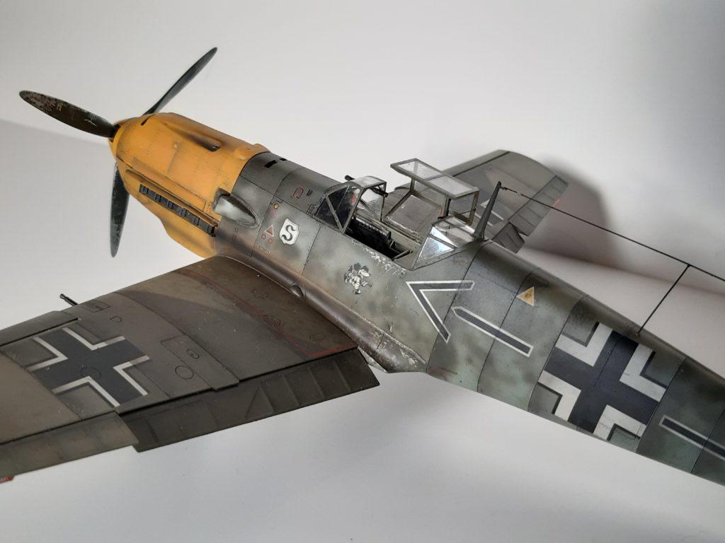 Dirk Wendland MBF Siegen / Me 109
