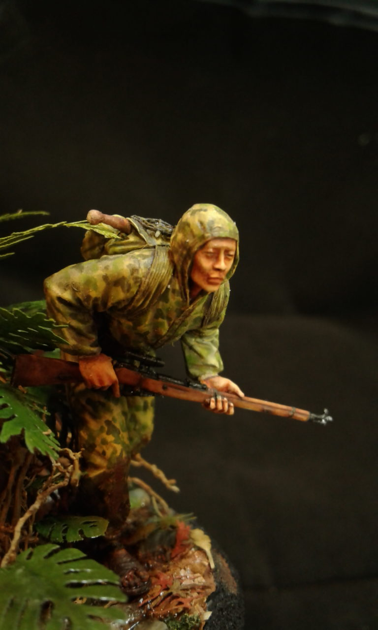 NVA Sniper 1967 / Bravo 6 / 1:35
