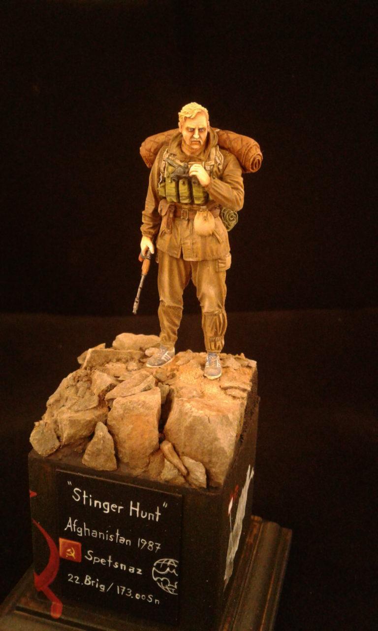 Spetsnaz Operator 1987 / Evolution Miniatures / 1:35