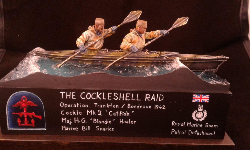 Royal Marine Boom Patrol / RP Models / 1:35