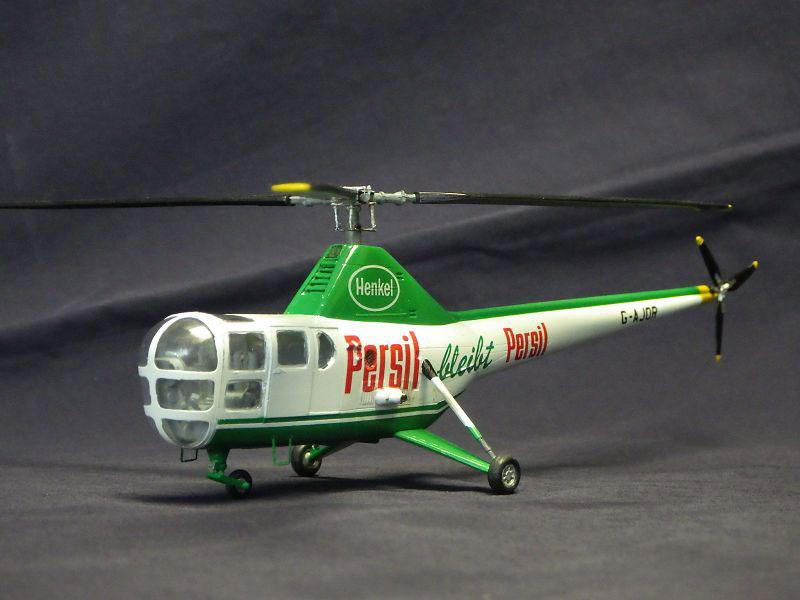 MBSTHH Ralf Reuter / Westland-Sikorsky WS-51 / LF Models / 1:72