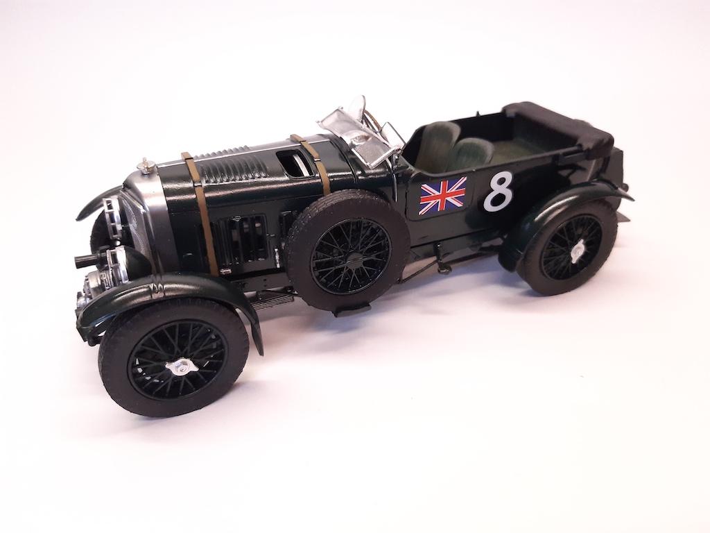 MBSTHH Marc Schimmler / 4.5l Bentley Kompressor / Revell / 1:24