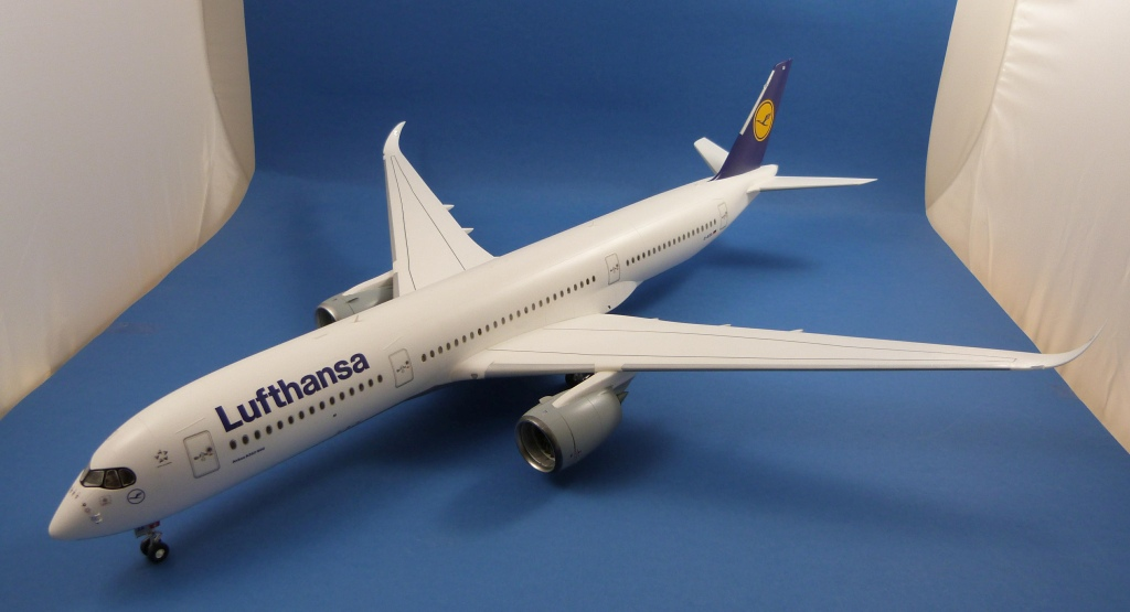 MBSTHH Ralf Reuter / Airbus A 350 / Revell / 1:144