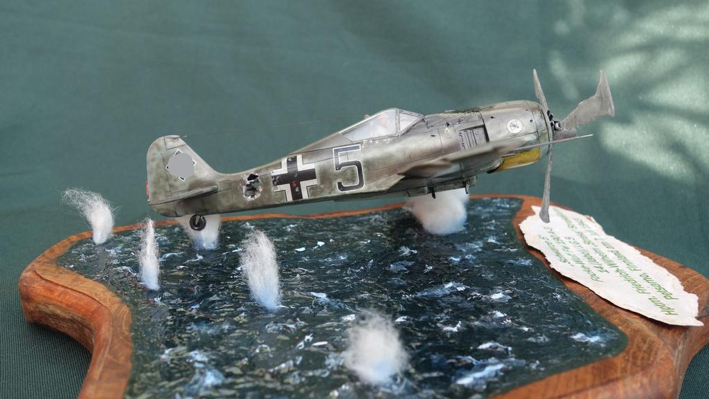 "MBG Jörg ""Eimerchen"" / Focke-Wulf Fw190 A3 / Hasegawa / 1:48"
