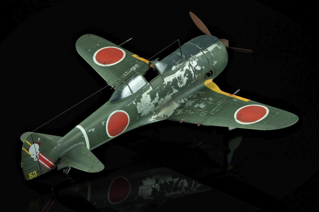 Steffen Recter MBF Siegen / Ki-44 Shoki / Hasegawa / 1:48