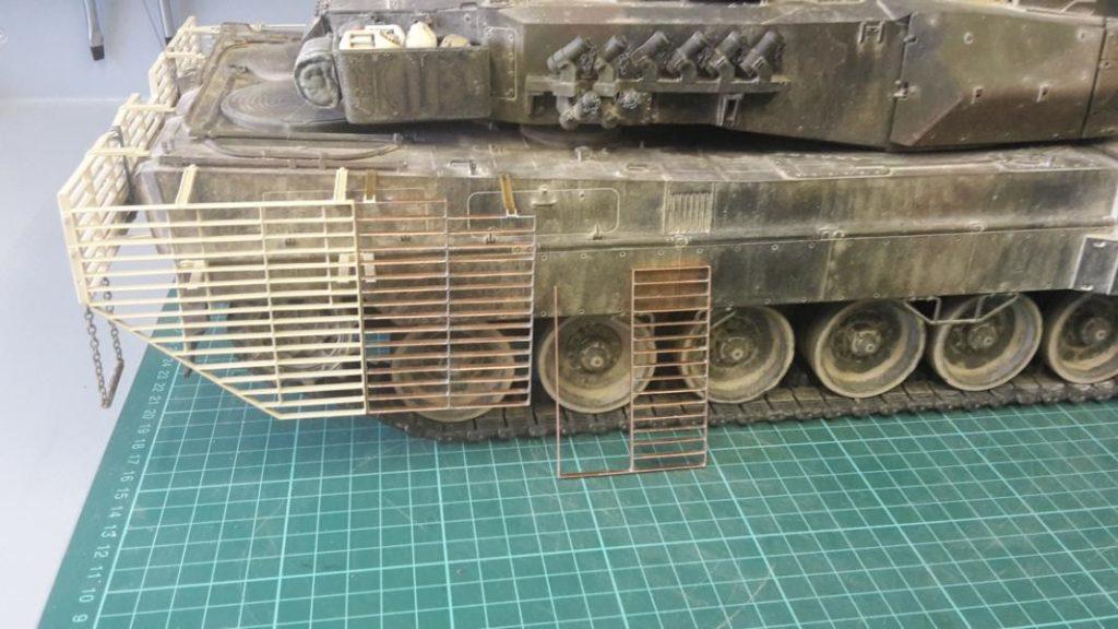 Michael Palfi the-tanking-people / Leopard 2A6M / 1:16