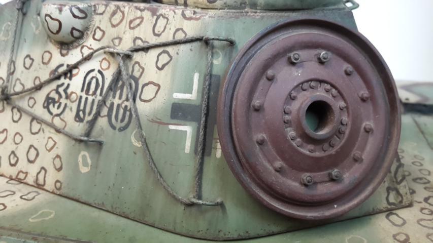 Michael Palfi the-tanking-people / E-50 Standardkampfpanzer / 1:16
