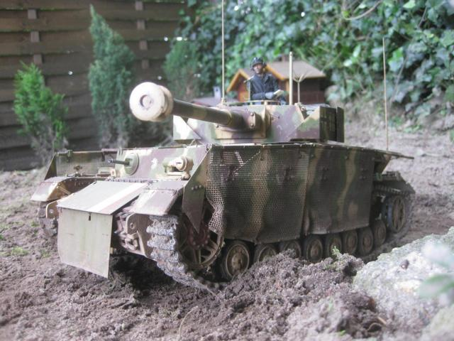 Michael Palfi the-tanking-people / Panzerbeobachtungswagen IV Ausf. J / 1:16