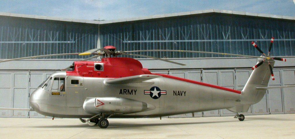 Bernhard Schrock / NH-3A Sikorskys Testbed / 1:48 scratch / 2