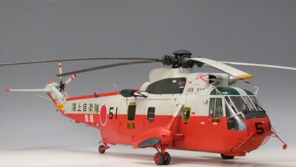 Bernhard Schrock / Sikorsky S-61 JMSDF / 1:48 Hasegawa / 1