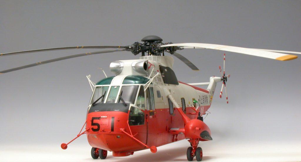 Bernhard Schrock / Sikorsky S-61 JMSDF / 1:48 Hasegawa / 10