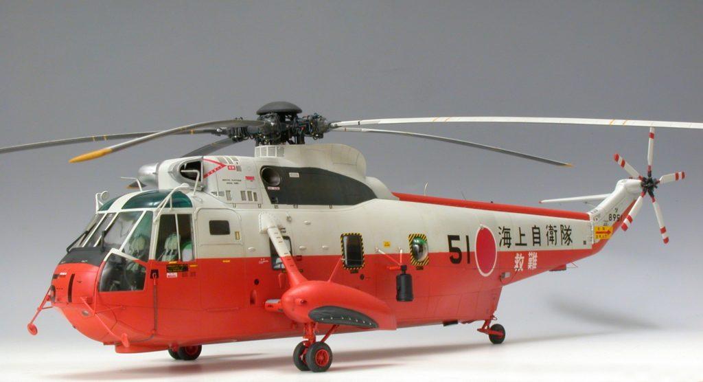 Bernhard Schrock / Sikorsky S-61 JMSDF / 1:48 Hasegawa / 11