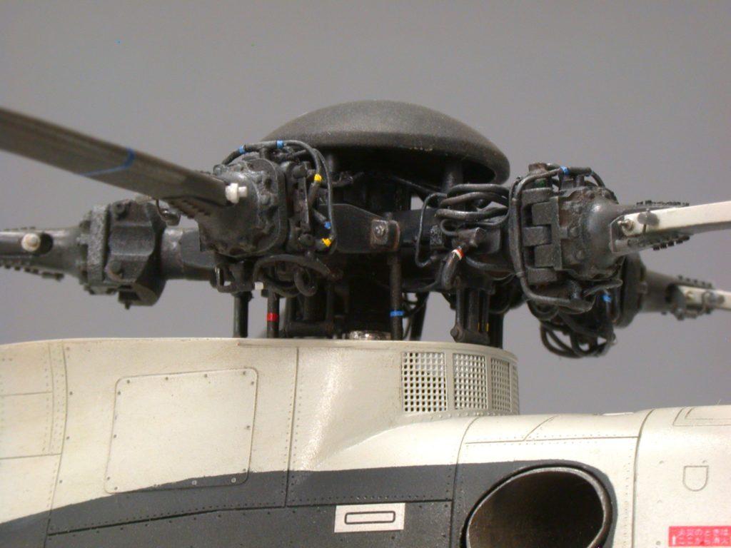 Bernhard Schrock / Sikorsky S-61 JMSDF / 1:48 Hasegawa / 7