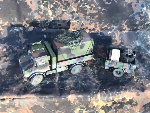 Helmut Sandmann the tanking people / U 5023 BW Tmil / 1:16